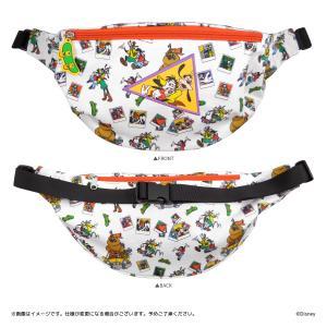 Disney(ディズニー) キデイランドオリジナルデザイン 『グーフィー&マックス』 ボディバッグ harajuku-kiddyland