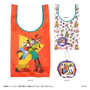 Disney(ディズニー) キデイランドオリジナルデザイン 『グーフィー&マックス』 エコバッグ harajuku-kiddyland