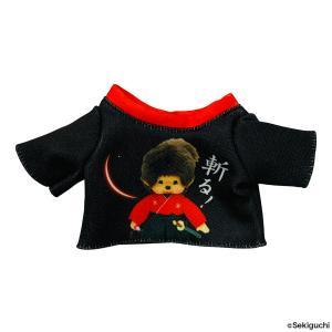 Monchhichi キデイランド原宿店限定 モンチッチTシャツ 侍 harajuku-kiddyland