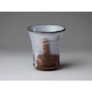 本体価格 \3,000+消費税 杯:約径6.5×H6.5cm(100ml) 木箱入  庄 圭一郎 (...