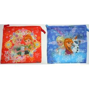 お菓子 駄菓子の詰め合わせ アナと雪の女王 巾着袋入り 100円|harasho|05