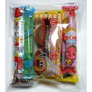 お菓子 駄菓子 詰め合わせ OPP袋入り 100円 F|harasho