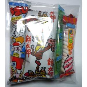 お菓子 駄菓子 詰め合わせ OPP袋入り 80円 Cセット|harasho
