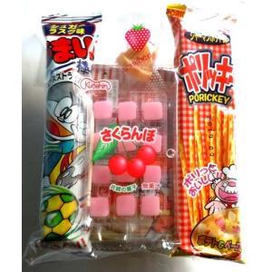 お菓子 駄菓子 詰め合わせ OPP袋入り 100円 Aセット harasho 03