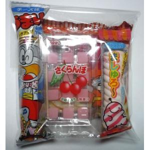 お菓子 駄菓子の詰め合わせ OPP袋仕様 80円 Aセット|harasho