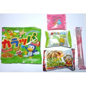 お菓子 駄菓子の詰め合わせ ディズニー オールスター巾着袋入り 120円|harasho|03