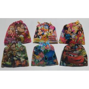 お菓子 駄菓子 詰め合わせ ディズニー カラフル巾着袋入り 150円|harasho|03
