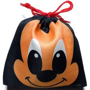 駄菓子 詰め合わせ ディズニー オールスター巾着袋入り 100円 子供 ギフト 景品