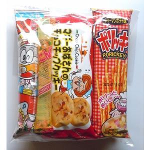 100円 お菓子 駄菓子 詰め合わせ OPP袋入り Fセット harasho