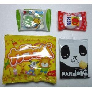 駄菓子詰め合わせ スヌーピー巾着袋入り 100円 Aの詳細画像1