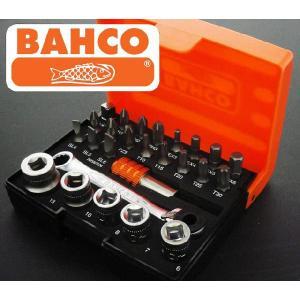バーコ BAHCO ビットセット 2058/S26|haratool