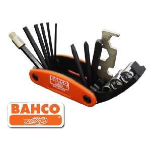 バーコ BAHCO 自転車工具 携帯用 BKE850901|haratool