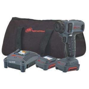 送料無料 Ingersoll Rand インガソールランド 15段クラッチ付き 電動コードレス スクリュードライバー(12V)(バッテリー2個付き) D1410JP-K2|haratool