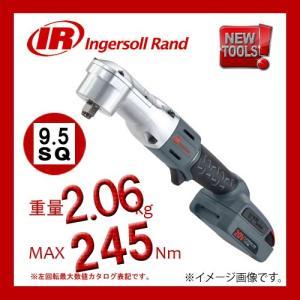 送料無料 IR インガソールランド 3/8インチ 充電アングルインパクトレンチ(20V) W5330-K12-JP 充電インパクトレンチ|haratool