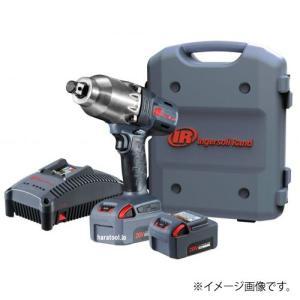 日本正規品 Ingersoll Rand インガソールランド W7170EU-K22 3/4sq (19.0) コードレスインパクトレンチ(新型バッテリー20V 5.0Ah 2個付き) W7170EU-K22-JP|haratool