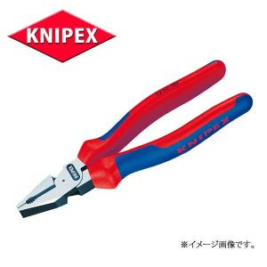 KNIPEX クニペックス 強力型ペンチ  0202-180|haratool