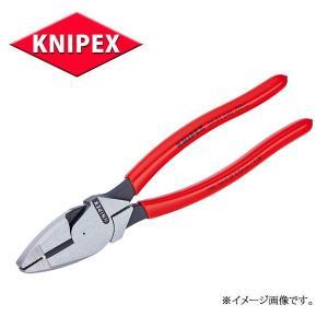 KNIPEX クニペックス 架線工事用強力ペンチ 0901-240|haratool
