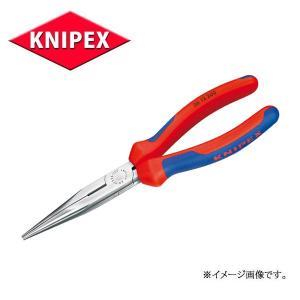 KNIPEX クニペックス ロングラジオペンチ  2612-200|haratool
