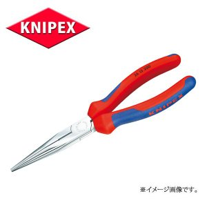 KNIPEX クニペックス ロングラジオペンチ 2615-200|haratool