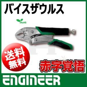 【ゆうパケット送料無料】ENGINEER(エンジニア) バイス ネジザウルス(小)PZ-64|haratool