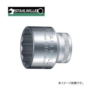 スタビレー 1/2sq ソケット(十二角・インチ) 50A- 1.7/16|haratool