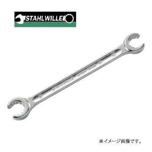 スタビレー フレアナットレンチ オープンリングスパナ (12角) 24-30X32mm|haratool