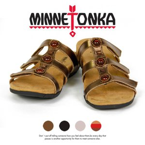 ミネトンカ ウィルシャー サンダル MINNETONKA WILSHIRE 正規品 販売代理店 靴 ...