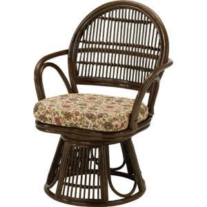 籐回転座椅子 ハイ 籐家具 籐 ラタン家具 椅子 イス いす チェア 籐の椅子 座椅子 回転式座椅子 籐回転椅子 回転 回転式椅子 回転高座椅子 幅55 奥行51 高さ78|harda-kagu