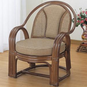 籐椅子 籐チェア ラタンチェア 籐 籐製 ラタン アームチェア 籐アームチェア パーソナルチェア 椅子 チェア 籐座椅子 座椅子 高座椅子|harda-kagu