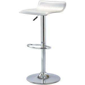 カウンターチェア スツール 回転 昇降 2脚セット ホワイト 2個セット 合皮 合成皮革 合皮レザー カウンターチェアー カウンタースツール いす イス 椅子|harda-kagu