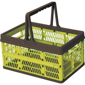 小物入れ かご バスケット 収納ボックス スタッキング 籠 折りたたみ スタッキングボックス グリーン 積み重ね おもちゃボックス おもちゃ入れ 収納 かわいい|harda-kagu