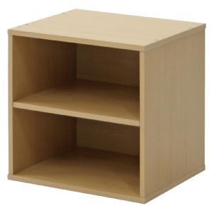 キューブボックス カラーボックス キューブ ラック 棚 ボックス ボックスラック 棚付 ナチュラル おしゃれ パズルラック 本棚|harda-kagu