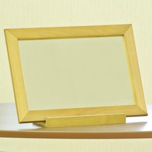 卓上ミラー 縦置き 横置き 縦向き 横向き 幅25 36 奥行10 高さ26 37cm スタンドミラー 卓上 ミラー 鏡 かがみ カガミ ミラー ルームミラー 鏡面 化粧鏡 卓上鏡|harda-kagu