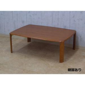 センターテーブル テーブル リビングテーブル ローテーブル 完成品 折りたたみテーブル 折りたたみ 幅105cm 継脚 ブラウン 折脚 折りたたみ式 座卓 ちゃぶ台|harda-kagu