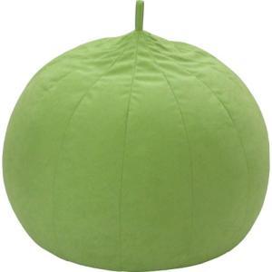 ビーズクッションソファ バルーン レギュラー グリーン 幅55cm ビーズソファ クッションソファ クッション ソファ|harda-kagu
