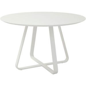 ダイニングテーブル 単品 4人 4人掛け 4人用 丸型 丸テーブル 幅120cm ホワイト 丸型ダイニングテーブル 円形 テーブル 机 つくえ 円形テーブル 丸型テーブル|harda-kagu