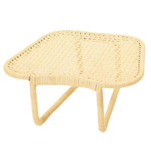 正座椅子 正座器 正座いす 正座イス 籐正座椅子 小 籐家具 ラタン家具 ラタンスツール ラタンチェア オットマン 籐椅子 座椅子 籐スツール ラタンの椅子|harda-kagu