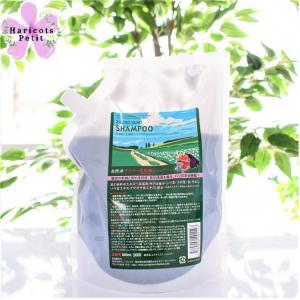 サニープレイス ザクロ精炭酸 シャンプー 800ml 詰め替え用 レフィル 自然派 ザクロー精炭酸