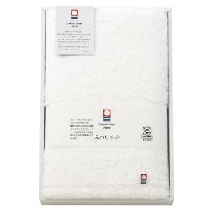 ふわリッチ無撚糸 バスタオル IMF-300|harika-gift