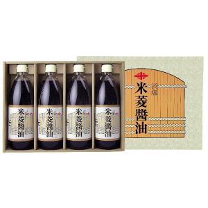 醤油 米菱醤油 1000ml×4本|harika-gift