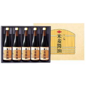 醤油 米菱醤油 720ml×5本|harika-gift