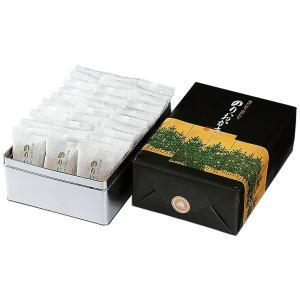 のりおかき 贈答缶(2枚×27袋入)|harimaya-honten