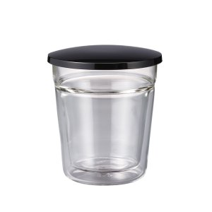 ハリオ(HARIO)ガラスのヒレ酒カップ1合用/3GHK-180|hariopartscenter