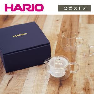 お中元 / 送料無料 / プレゼント ギフトボックス ハリオ HARIO / AYAORI&ラウンド...