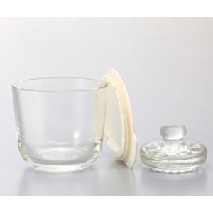 ハリオ(HARIO)ガラスの一夜漬け器 S ホワイト/GTK-S-OW|hariopartscenter