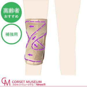 膝サポーター 高齢者 変形性膝関節症 ファンクションニーOA|haripico