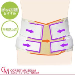 腰痛ベルト 腰 ベルト コルセット 医療用 医療 ぎっくり腰 再発防止 マックスベルトse|haripico