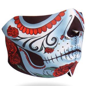 【HOTLEATHERS Original Design Face Mask】 シャレの効いたオリジ...