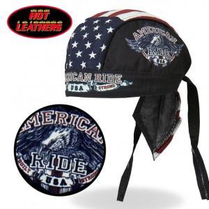 米国のバイカー専門アパレルブランド「ホットレザー」のヘッドラップです。 純正品には無いバイカー向けの...