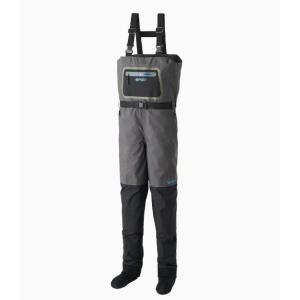 RBB シュープリームストッキングウェイダー 透湿防水チェストハイ リバレイ 8722 3Lサイズ|haroweb2